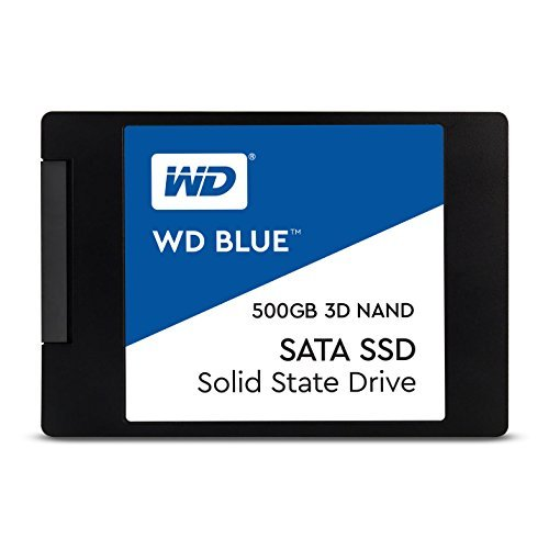 WD Blue 3D NAND 500GB PC SSD