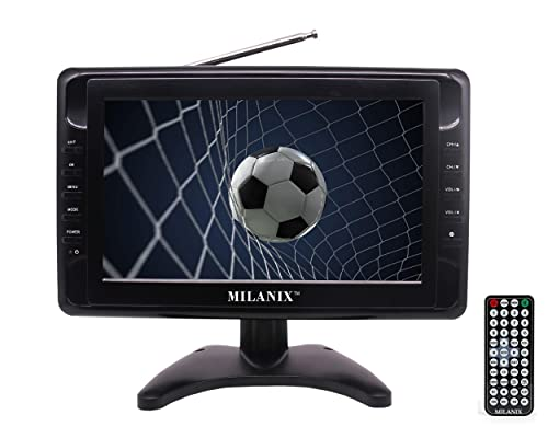 Milanix MX9 Portable Widescreen LCD