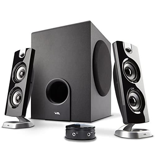 .Cyber Acoustics 2.1 Speaker