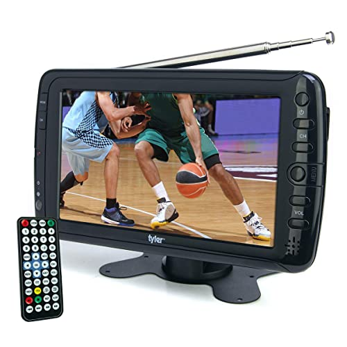 Tyler TTV701 Portable LCD TV