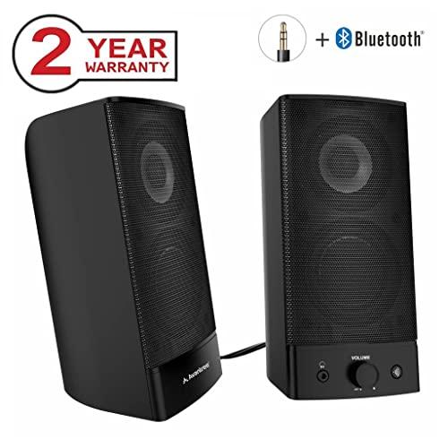 Avantree Desktop Bluetooth Computer Speakers