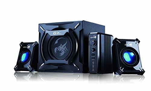 Genius SW-G2.1 2000 2.1 Channel 45 Watts