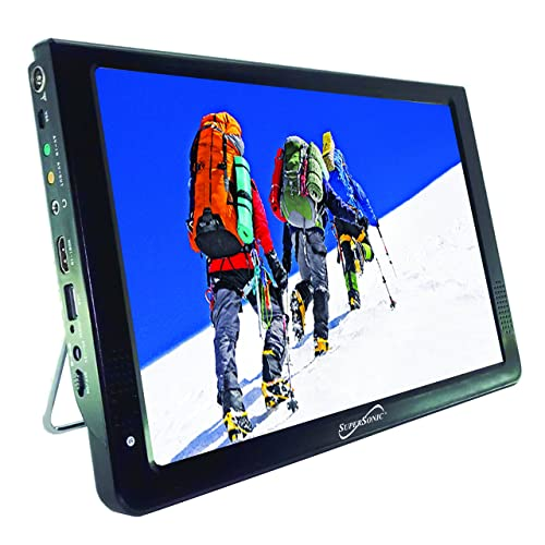 SuperSonic Portable LCD