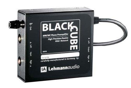 LEHMANN Audio Black Cube Phono Preamp
