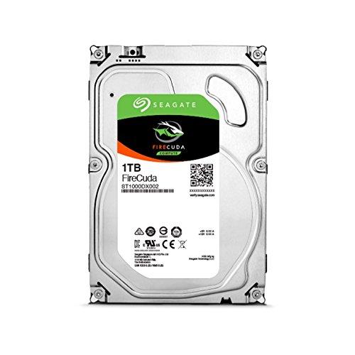 Seagate 1TB FireCuda Gaming SSHD Hard Drive
