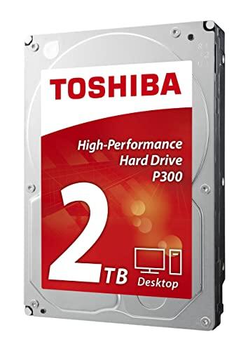 Toshiba 2TB Desktop 7200