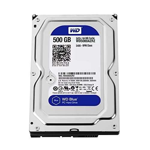 WD Blue 500 GB Desktop Hard Disk Drive