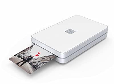Lifeprint 2×3 Portable Photo AND Video Printer
