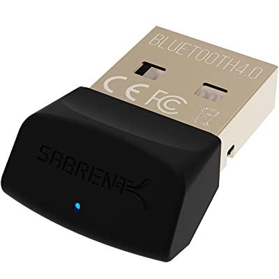 Sabrent USB Bluetooth Micro Adapter