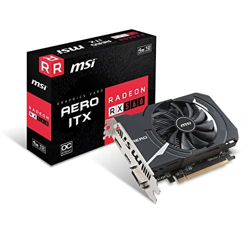 MSI Gaming Radeon RX 560 4GB GDDR5 Graphics Card
