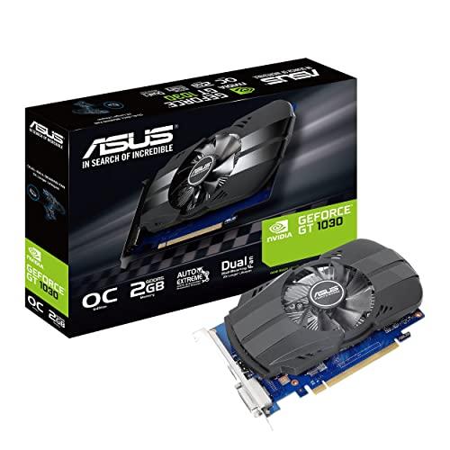 ASUS PH-GT1030 GeForce Phoenix Fan Edition Graphics Card