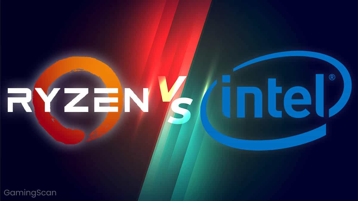 AMD Ryzen vs Intel – Which CPU Brand To Pick for Gaming Guides