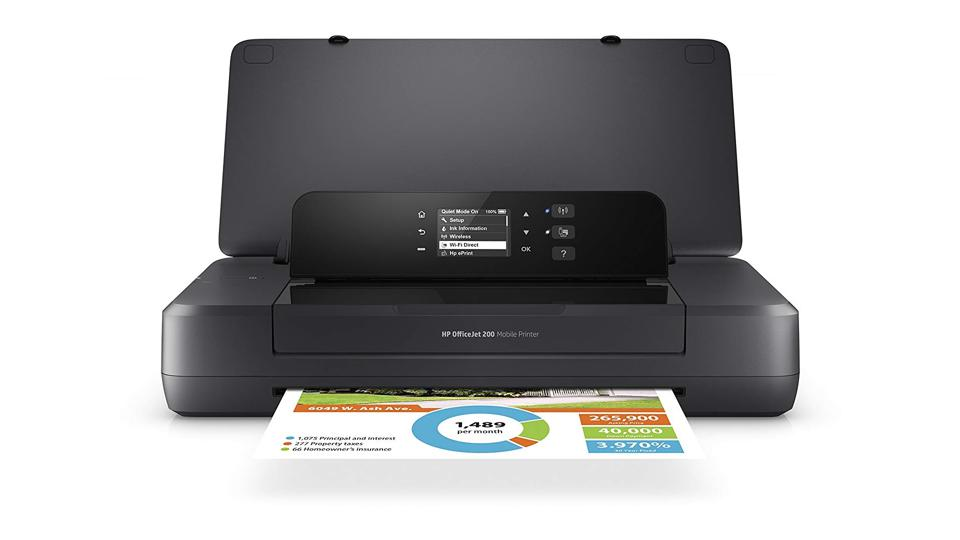 Best Portable Printer 2021