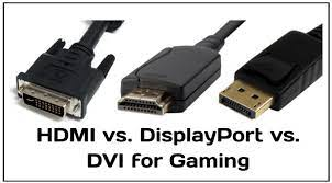 HDML VS Displyport for gaming
