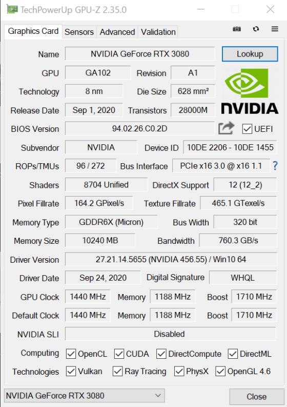 TechPowerUp-GPU-Z-benchmark