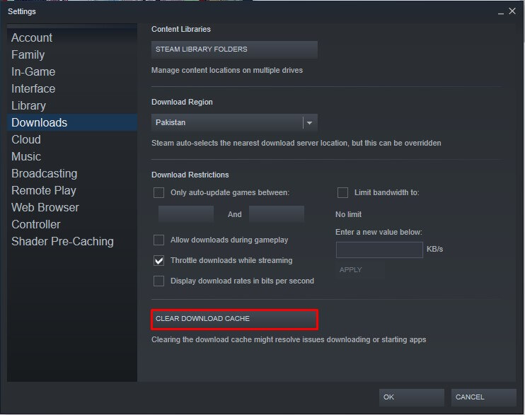 steam-downloading-slow-clear-cache