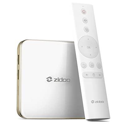 Zidoo H6 Pro Android 7.0 TV Box