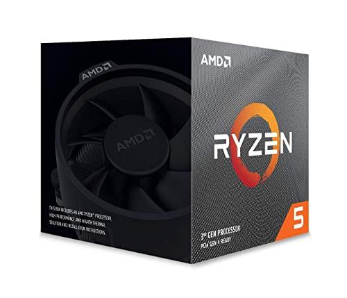 AMD Ryzen 5 3600X Unlocked Desktop Processor