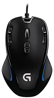 Logitech G300s Optical Ambidextrous Gaming Mouse