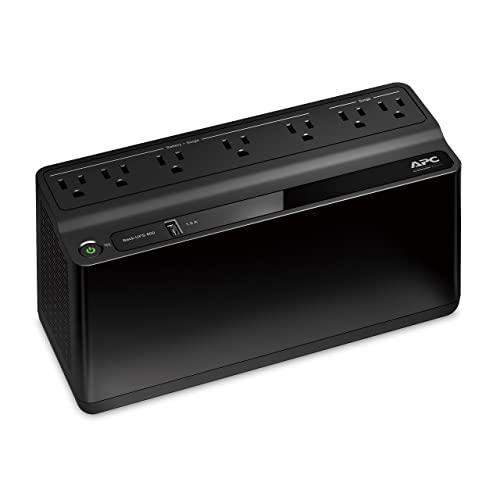 APC 600VA UPS Battery backup and Surge Protector