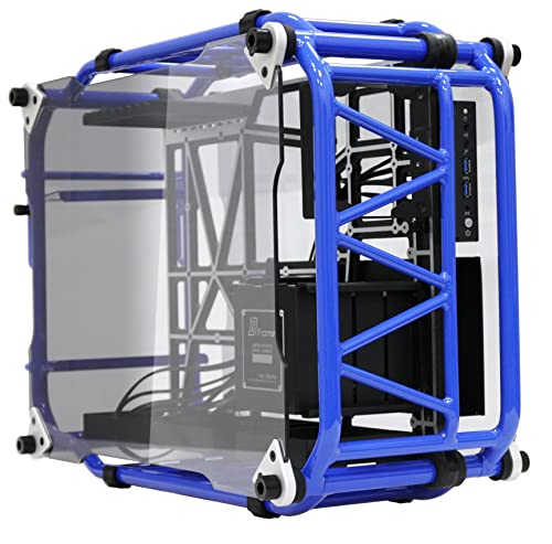 In Win Signature Motorcycle Steel Tube ATX Computer Case