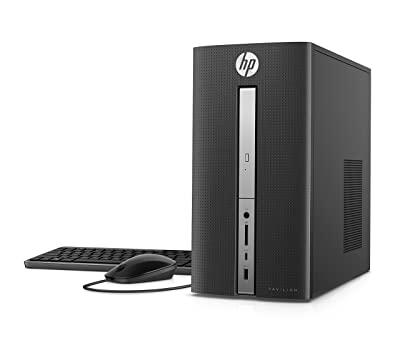 HP Pavilion Desktop Computer 570-p010