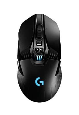 Logitech G903 Lightspeed Gaming Mouse with Powerplay