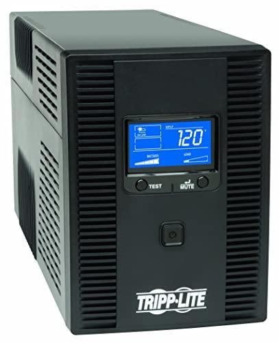 Tripp Lite 1500VA 900W UPS Battery Back Up AVR