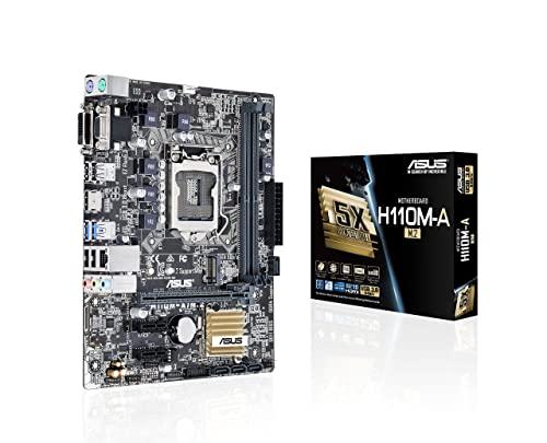 ASUS LGA1151 DDR4 M.2 HDMI Motherboard