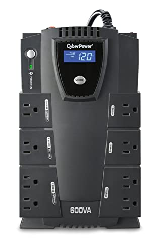 CyberPower CP600LCD Intelligent LCD UPS System