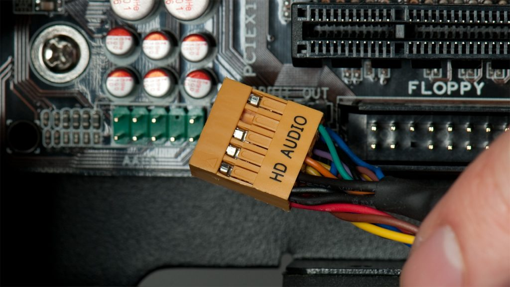 Motherboard-Audio