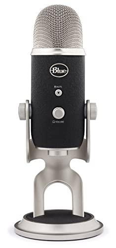 Blue Yeti Pro USB Condenser Microphone