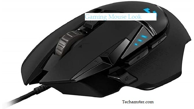 Gaming Mouse Look