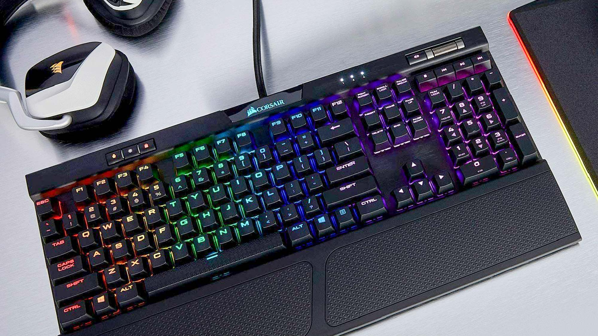 Best RGB Mechanical Gaming Keyboards – Wired / Wireless in [2021]