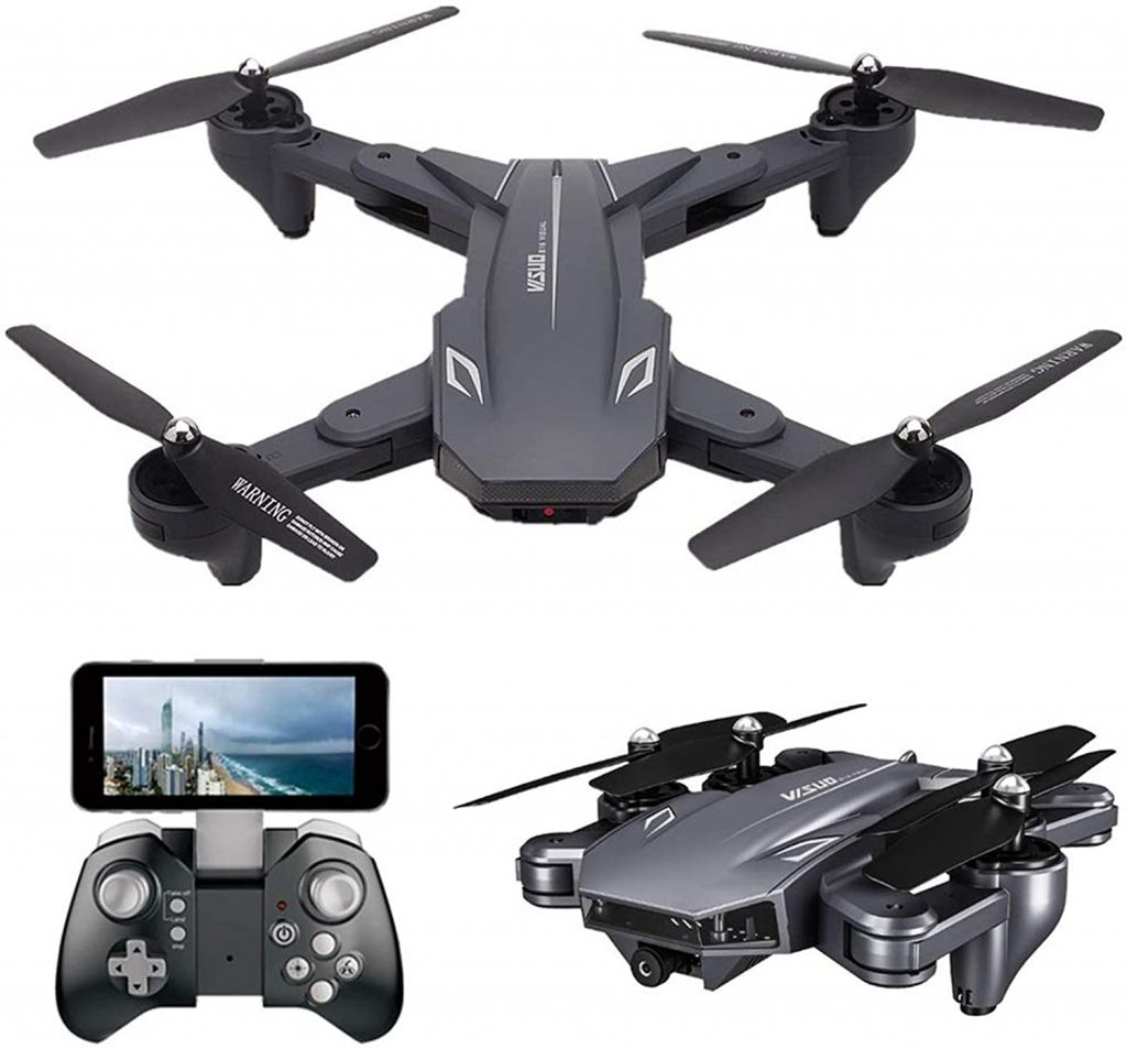 VISUO XS816 4k Drone