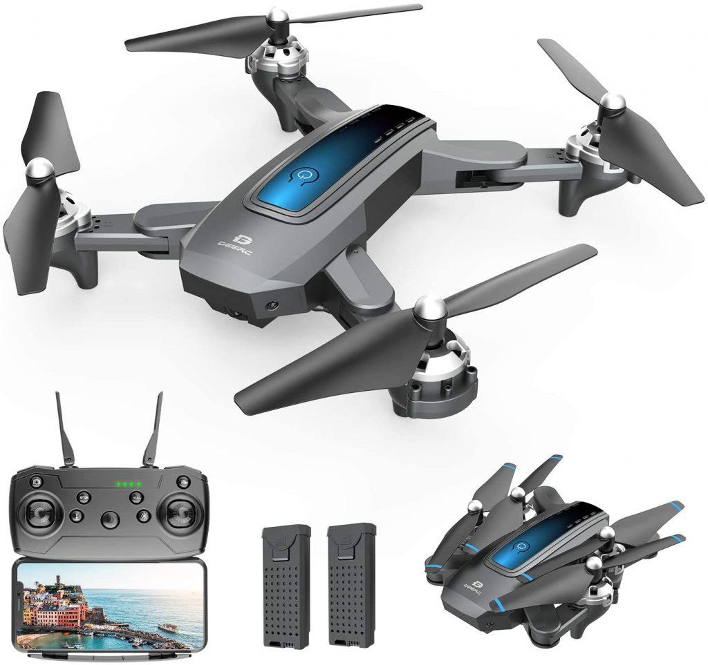 DEERC D10 Foldable Drone