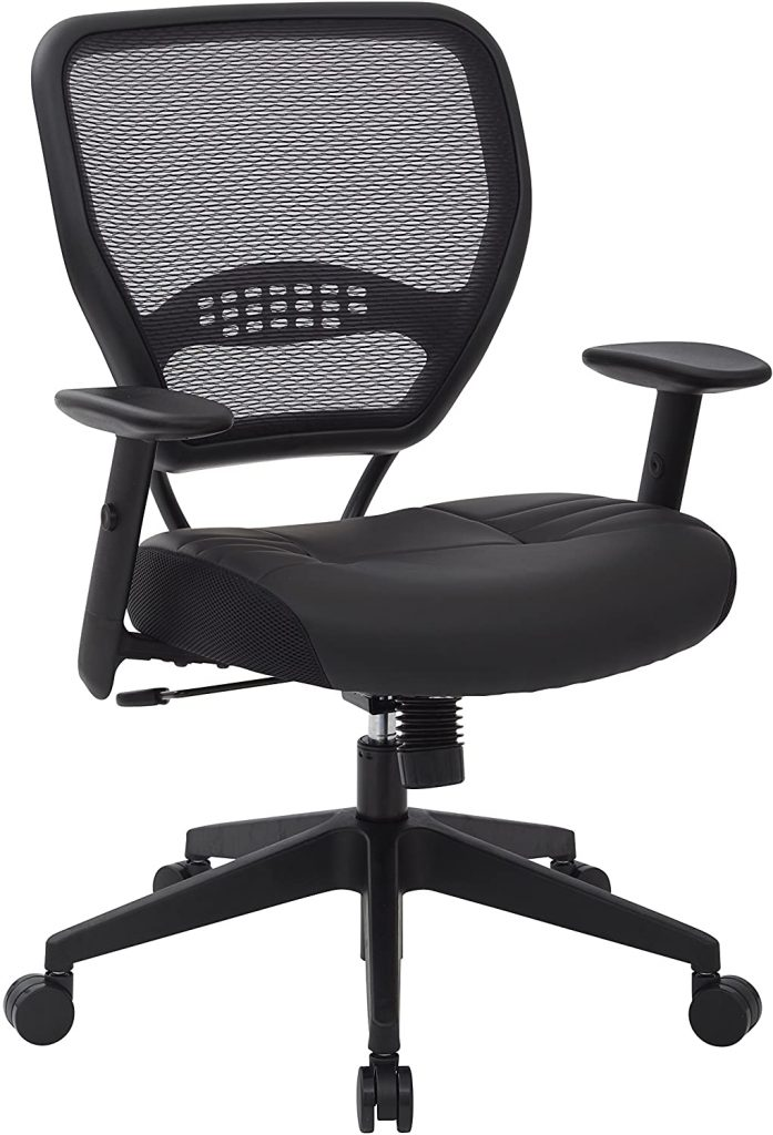 Space Seating Professional AirGrid Office Chair